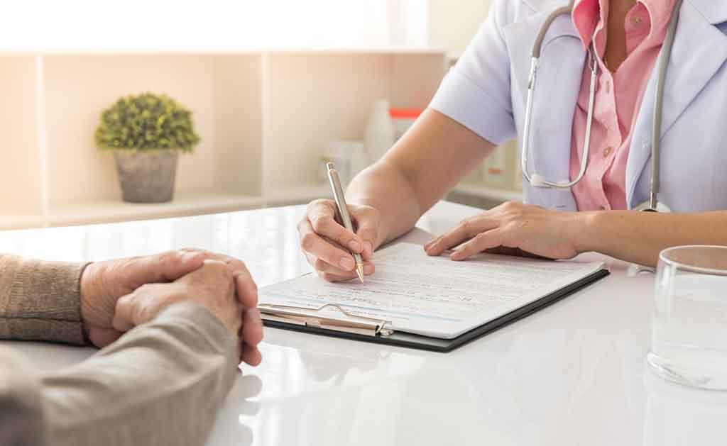 بررسی شرایط پزشکی