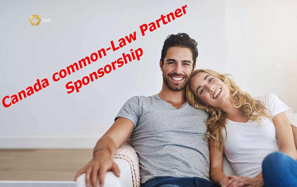 اسپانسری Common-Law Partner
