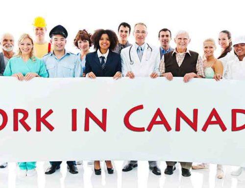 شرایط کار در کانادا