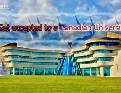 اخذ پذیرش از دانشگاه های کانادا